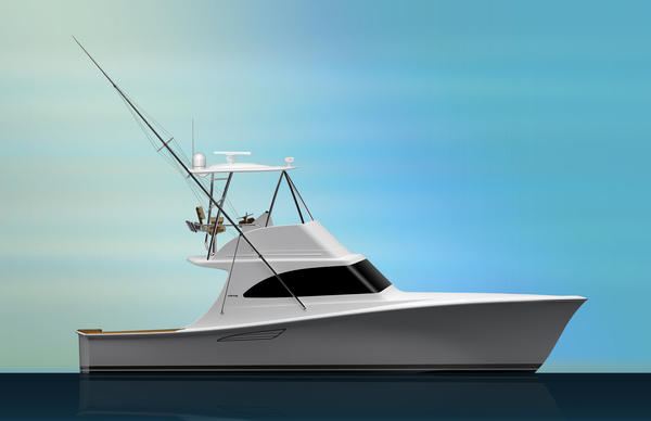 New Viking Billfish Convertible Fishing Boat For Sale