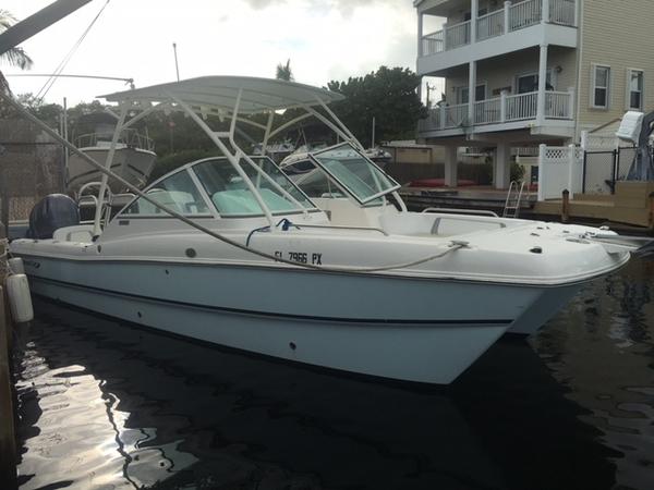Used Carolina Cat Power Catamaran Boat For Sale