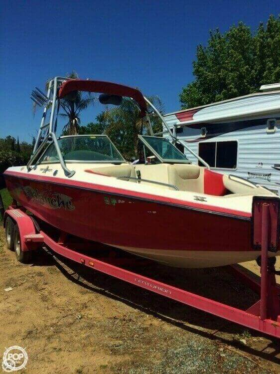 Used Centurion Avalanche 22 Ski and Wakeboard Boat For Sale
