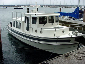 Used Nordic Tug 32282 Pilothouse Boat For Sale