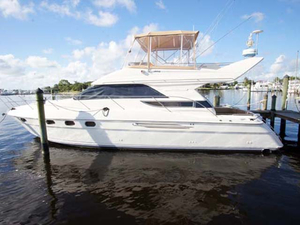 Used Viking Princess 46 Flybridge Motor Yacht For Sale