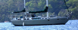 Used Bruce Roberts Mauritius 43 Cruiser Sailboat For Sale