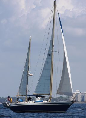 Used Contest 42 Ketch Cruiser Sailboat For Sale