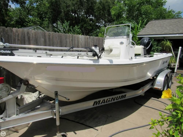 Used Sea Pro SV1900 CC Bay Boat For Sale