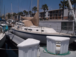 Used Oday 37 Center Cockpit Sailboat For Sale