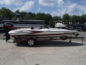 Used Triton Boats Tr-19 Bass Boat For Sale