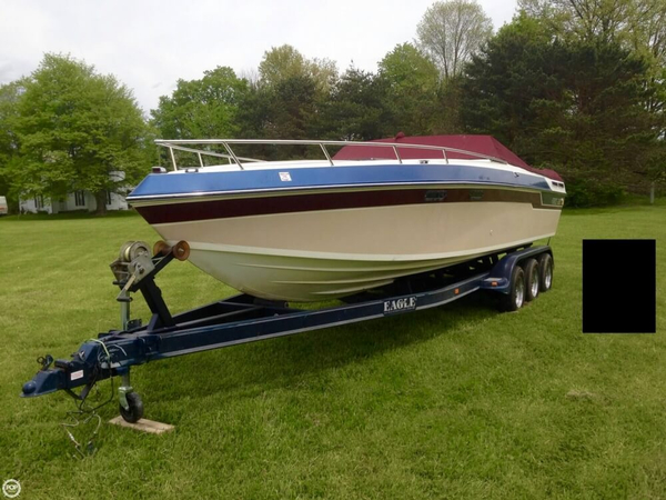 Used Baja 265 Force High Performance Boat For Sale
