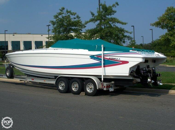 Used Formula F-382 SR1 Express Cruiser Boat For Sale