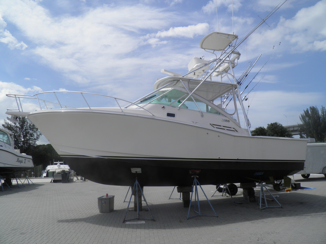 Commercial fishing boats for sale in florida for Used fishing boats for sale in florida