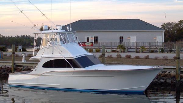 Used Buddy Davis Sportfish Convertible Fishing Boat For Sale