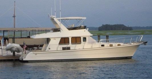 Used Norseman 480 Classic Pilothouse Boat For Sale