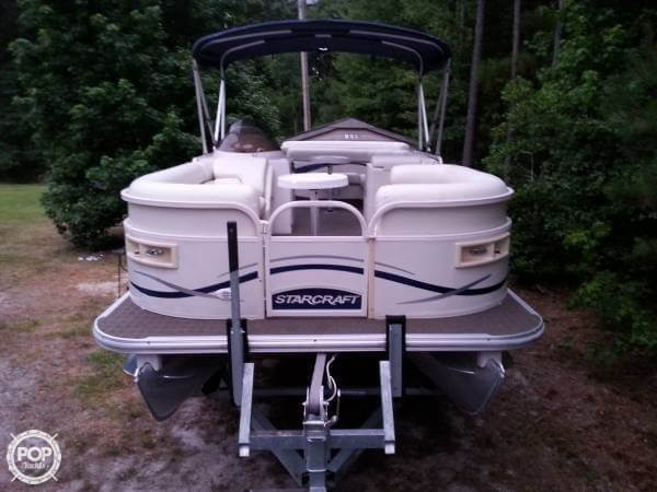 Used Starcraft Elite 206 Pontoon Boat For Sale