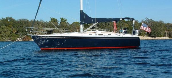 Used Hunter Legend 40 Sloop Sailboat For Sale