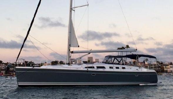 Used Hunter 49 Sloop Sailboat For Sale