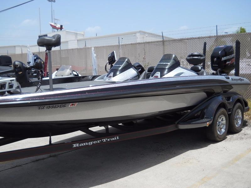 2014 used ranger z522 bass boat for sale 56 995 for Used fishing boats for sale in houston