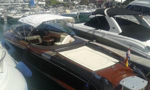 Used Riva Aquariva Super Cruiser Boat For Sale