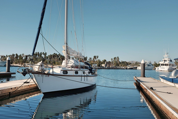 Used Cape Dory 30 Cutter Antique and Classic Boat For Sale