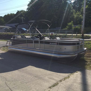 Used Berkshire 250CL STS Pontoon Boat For Sale