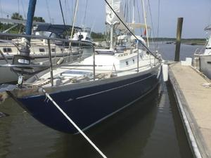 Used Custom Migrator Yachts Block Island 40 Cruiser Sailboat For Sale