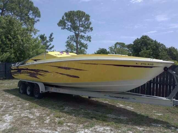Used Sonic Jet Boat For Sale