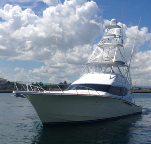 Used Hatteras 54 Convertible Saltwater Fishing Boat For Sale