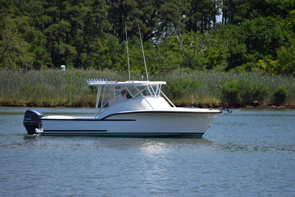 Used Composite Yachts Custom 26 Express Cruiser Boat For Sale