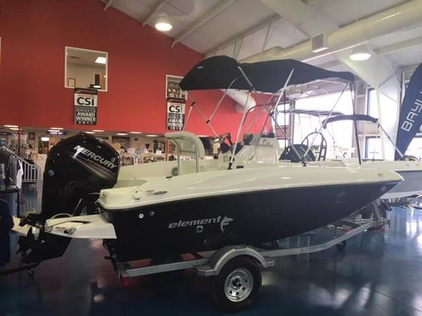 New Bayliner 160EF Center Console Fishing Boat For Sale