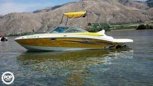 Used Azure 238 AZ Deck Boat For Sale