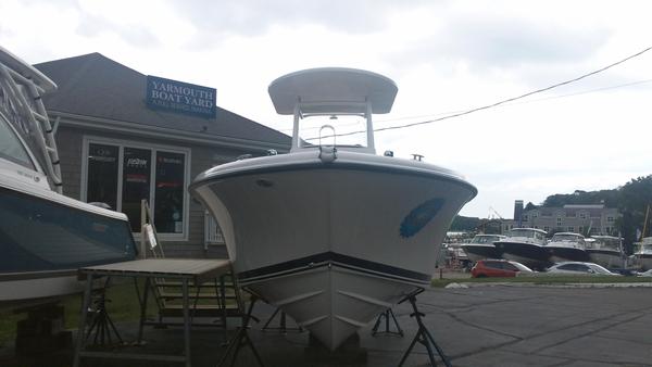 New Pursuit C 238 SE Center Console Fishing Boat For Sale