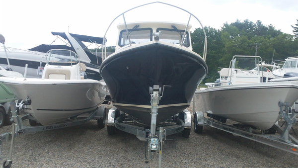 New Eastern Boats SISU 22 Cuddy Cabin Boat For Sale