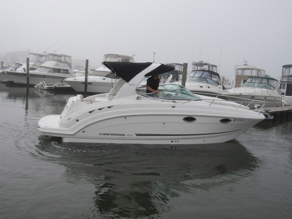Used Chaparral 250 Signature Cruiser Boat For Sale