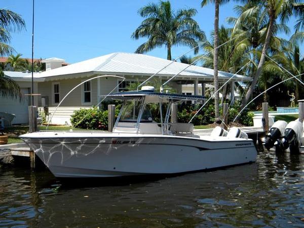 Used Grady White 306 Bimini Center Console Fishing Boat For Sale
