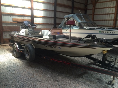 Used Ranger 363V Sports Fishing Boat For Sale