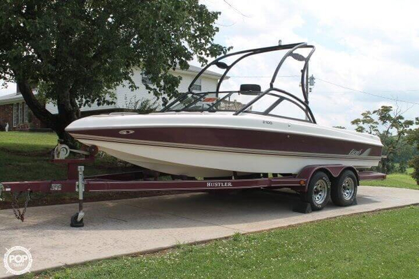 Used Tige 2100i Ski and Wakeboard Boat For Sale