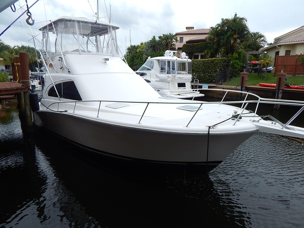 Used Luhrs 38 Convertible Sports Fishing Boat For Sale