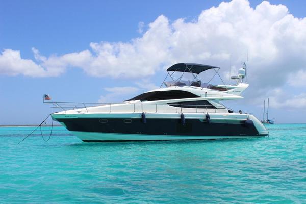 Used Fairline Phantom 48 Motor Yacht For Sale