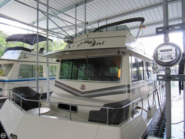 Used Harbor Master 43 House Boat House Boat For Sale