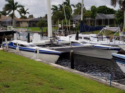 Used Custom Cat Catamaran Sailboat For Sale
