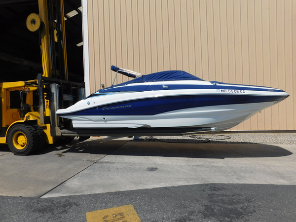Used Crownline E Series E2 Deck Boat For Sale