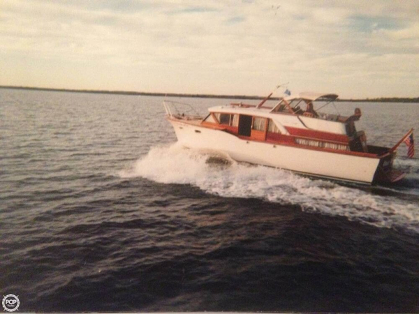 Used Chris-Craft Conqueror Cruiser Antique and Classic Boat For Sale