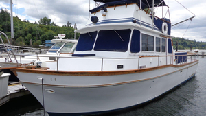Used Californian Alaska Mexico Capable Cruiser Boat For Sale