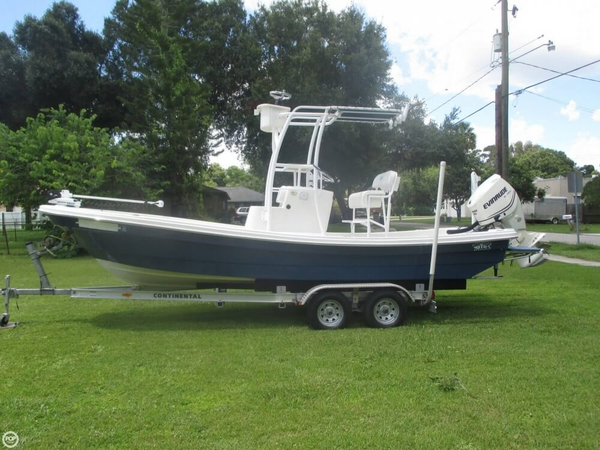 Used Andros 22 Bonefish Bay Boat For Sale