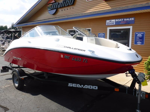Used Sea Doo Challenger 180 Jet Runabout Boat For Sale