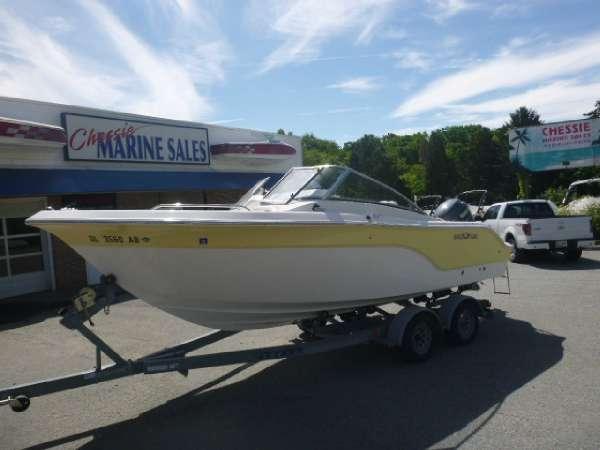 Used Sea Fox 216DC Dual Console Boat For Sale