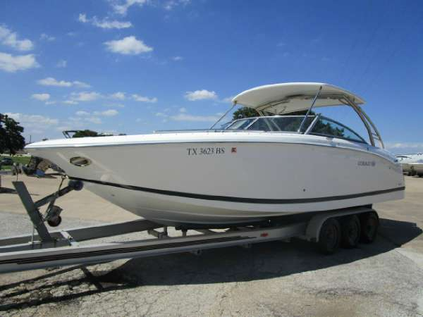 Used Cobalt Boats 296 Bowrider Boat For Sale
