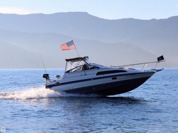 Used Bayliner 2655 Sunbridge Express Cruiser Boat For Sale