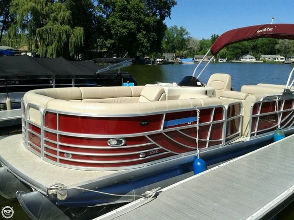 Used South Bay 925 CR TT Pontoon Boat For Sale