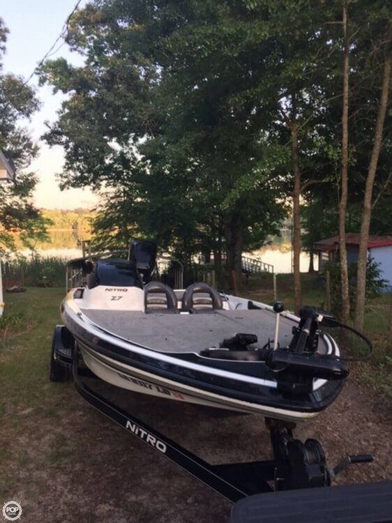 Used Nitro Z-7 Bass Boat For Sale