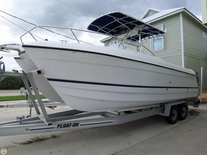 Used Glacier Bay 26 Canyon Runner 260 CC Center Console Fishing Boat For Sale
