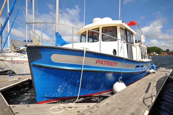 Used Nordic Tug 32167 Pilothouse Boat For Sale